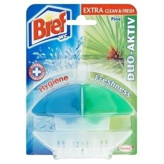 Bref wc blok duo aktiv 60ml